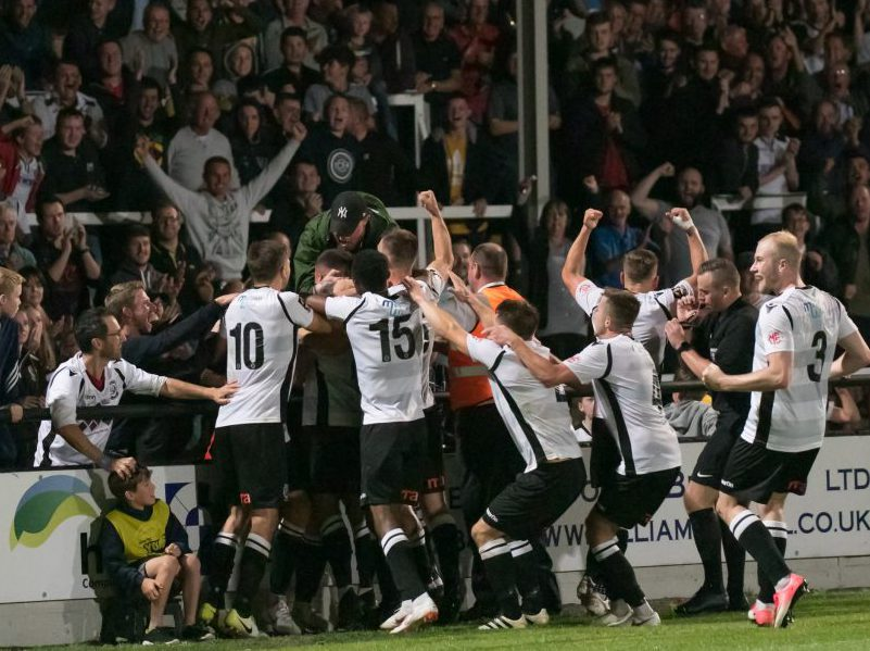Hereford United Supporters' Trust launch a Sports Club Lottery.