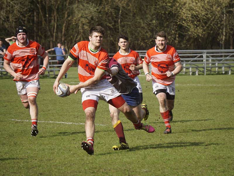 Thetford Rugby Club launch a Sports Club Lottery to raise funds.
